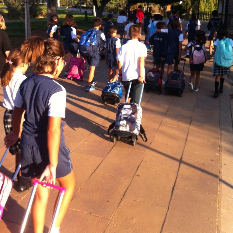 Ciudades y niños: recuperar la autonomía camino de la escuela