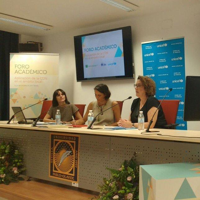 Expertos internacionales debaten en Andalucía cómo aplicar la Convención sobre los Derechos del Niño en el ámbito local