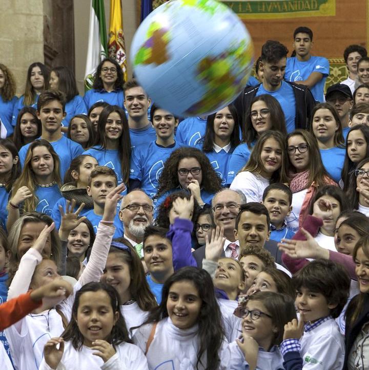 Grandes acciones para grandes objetivos: así han vivido los niños el mes de los derechos de infancia