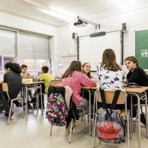 Los niños y niñas de Barcelona aportan nuevas pistas sobre el bienestar subjetivo de la infancia