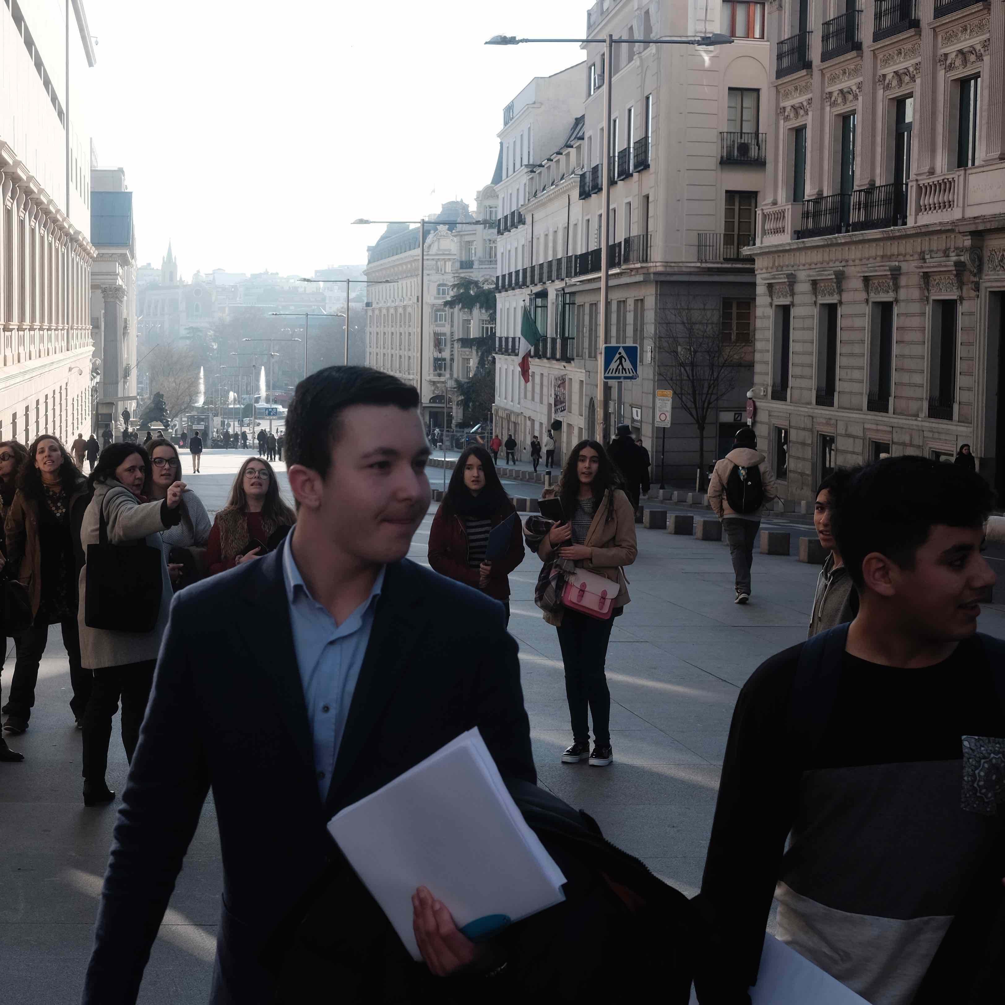 De La Magdalena a La Moncloa: el Congreso remite al Gobierno el Manifiesto de Santander