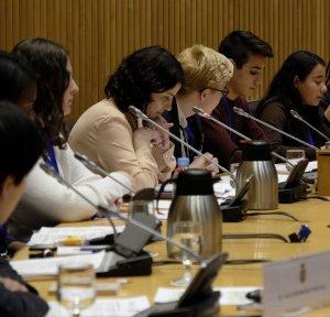Así fueron los mejores momentos de la comparecencia de los niños y niñas ante la Comisión de los Derechos de Infancia