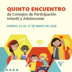 Estas son las claves para participar en el Quinto Encuentro de Consejos de Participación Infantil y Adolescente
