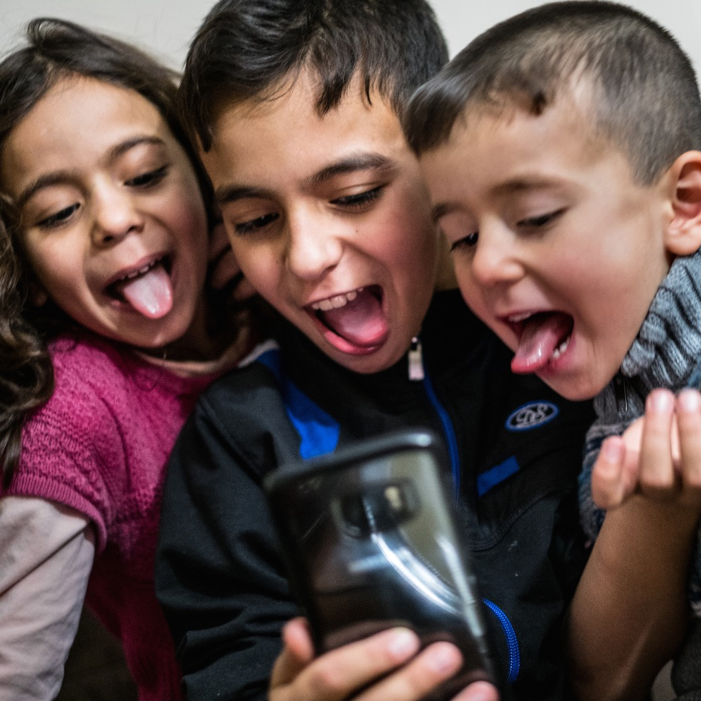 La brecha digital amenaza con dejar atrás a la infancia más vulnerable