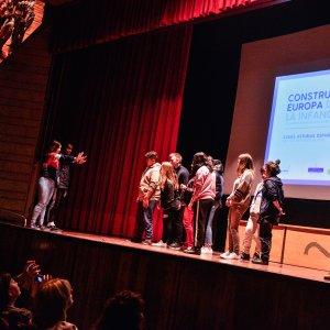 El encuentro europeo de Avilés marca el camino de la participación infantil hacia la Agenda 2030