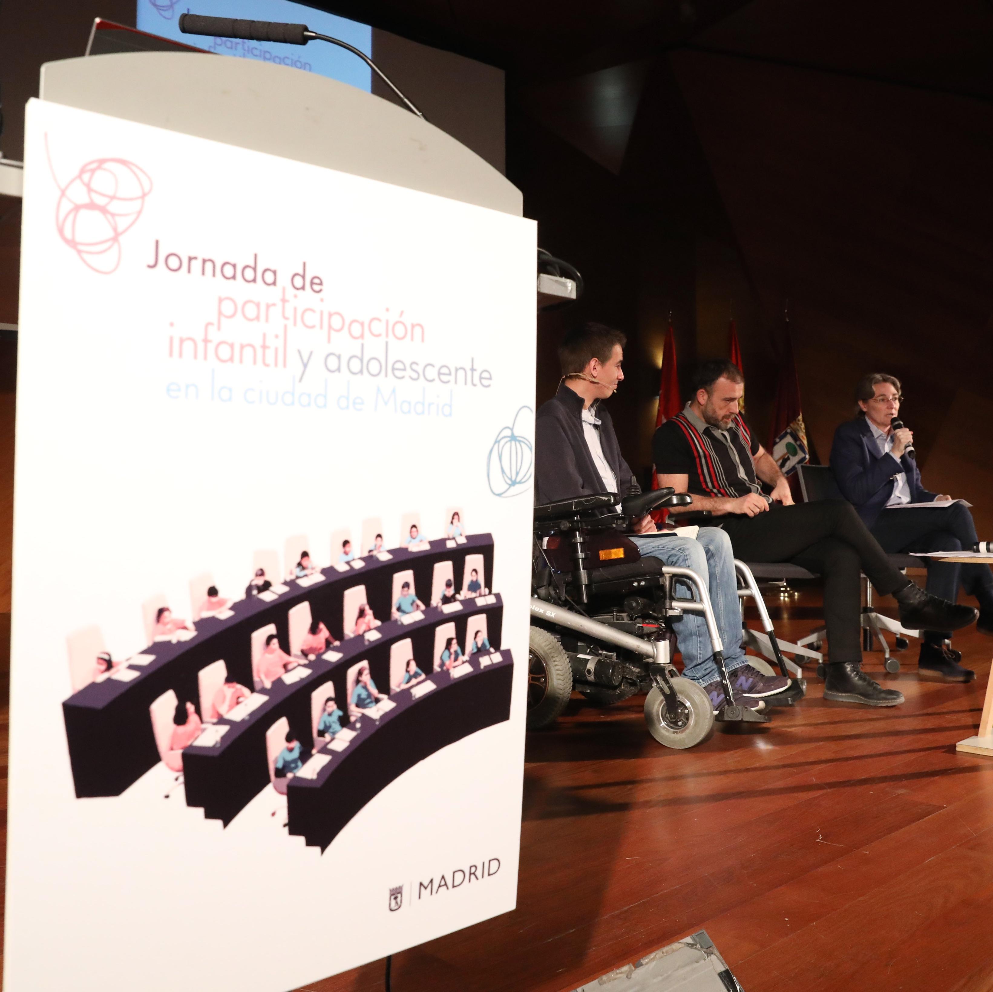 Madrid señala el camino hacia la participación infantil