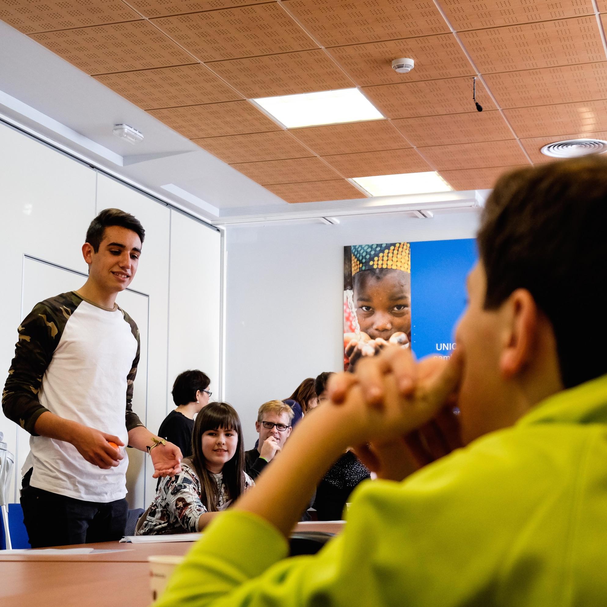 Diez cosas a tener en cuenta para impulsar la participación infantil