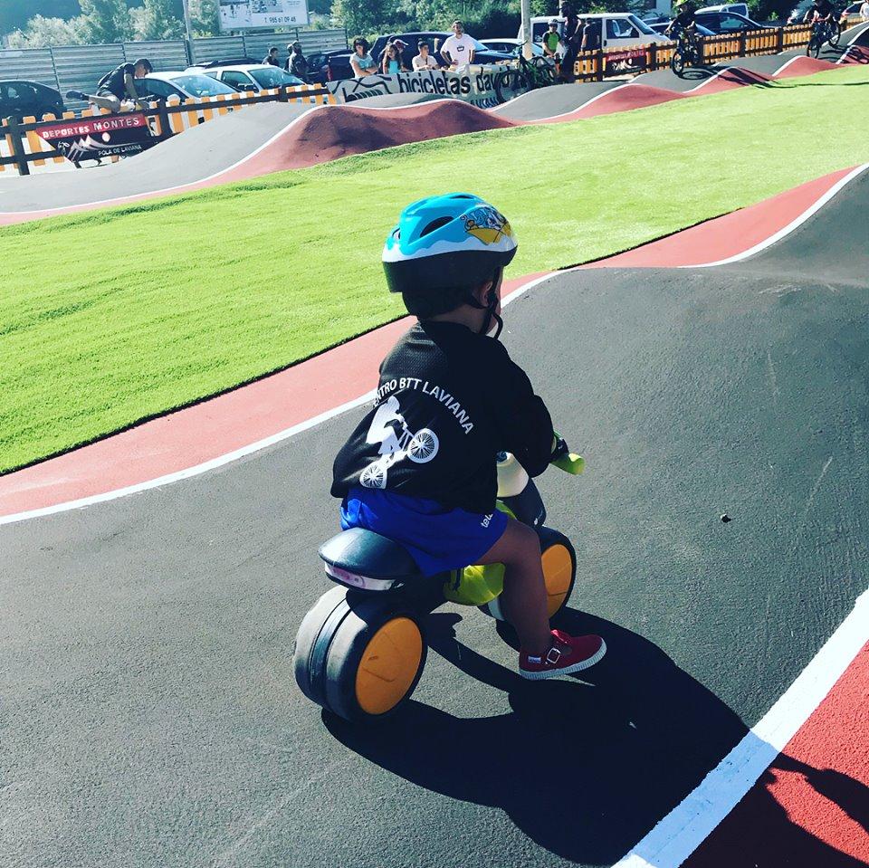 El proyecto ciclista de Laviana, nueva piedra de toque de la participación infantil