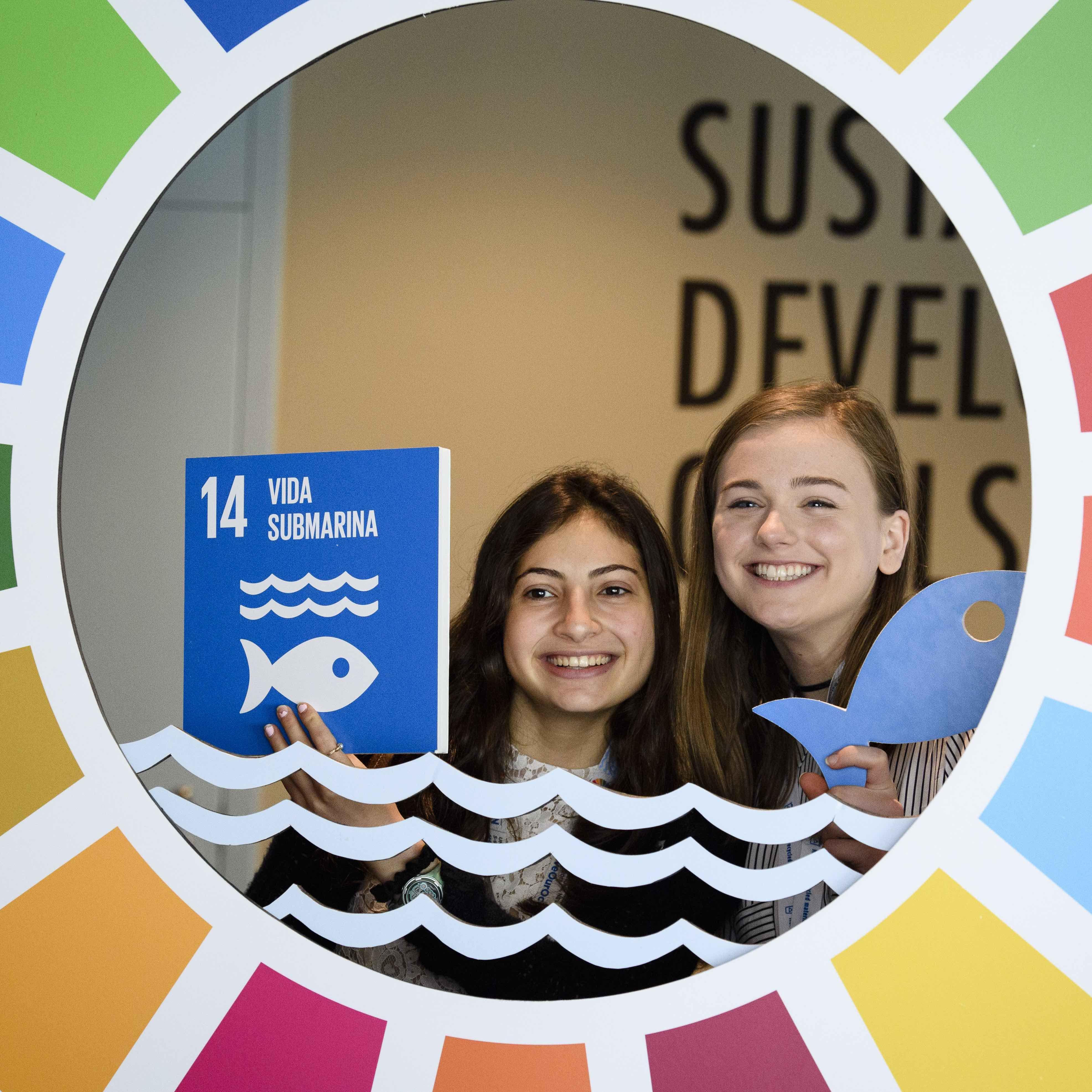 III aniversario de los ODS: los adultos de 2030 impulsan la Agenda