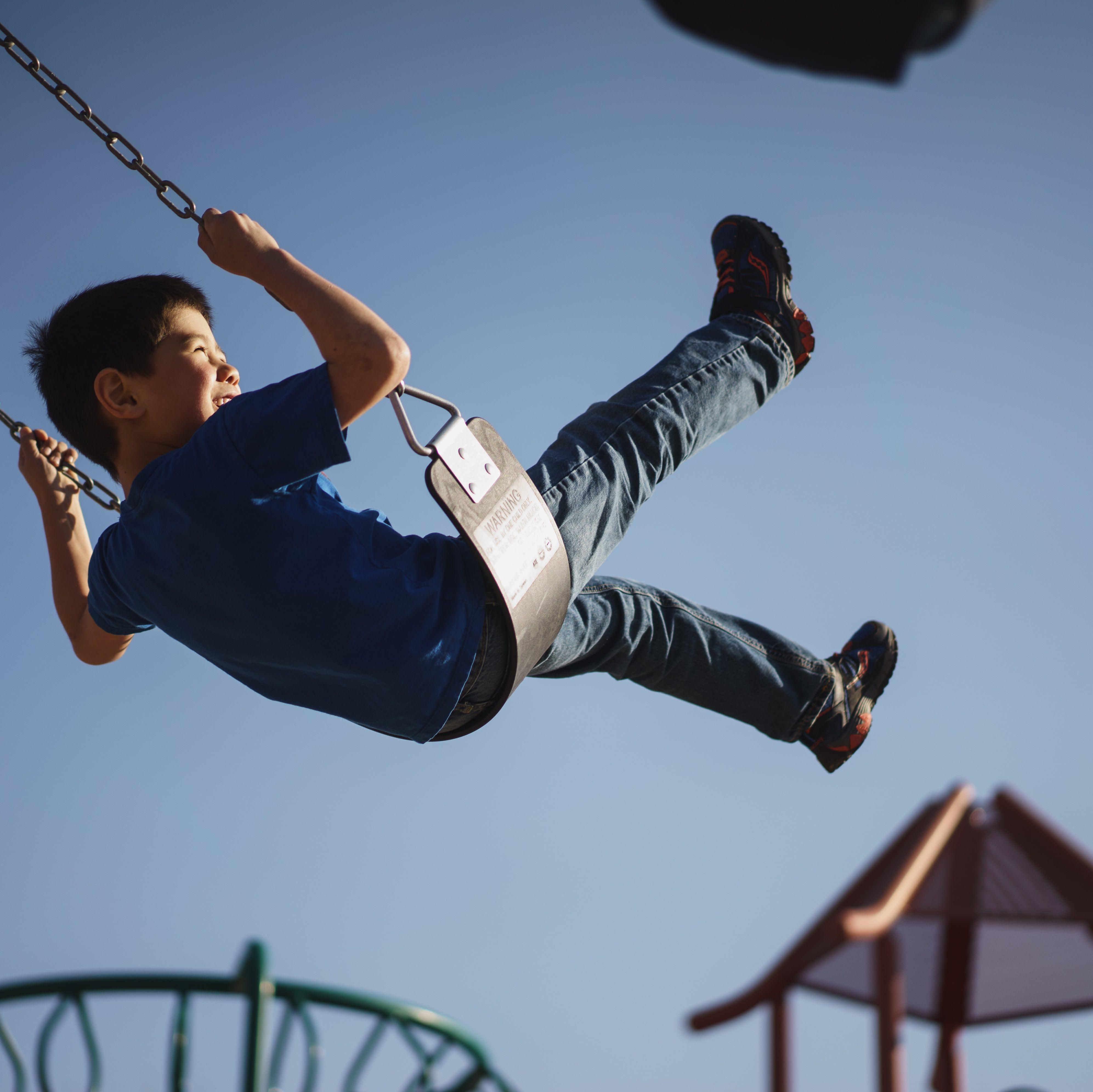 El círculo dorado del juego: un nuevo modelo para acercar los espacios públicos a la infancia