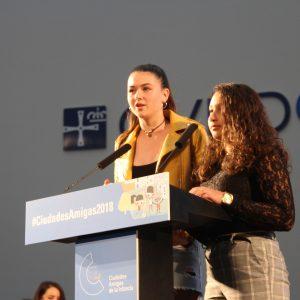La entrega de casi 200 reconocimientos en Oviedo acelera la implantación del programa Ciudades Amigas de la Infancia
