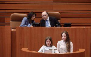Un mundo más sostenible y sin desigualdades: las demandas de 73 niños y niñas de Castilla y León en el Parlamento Autonómico