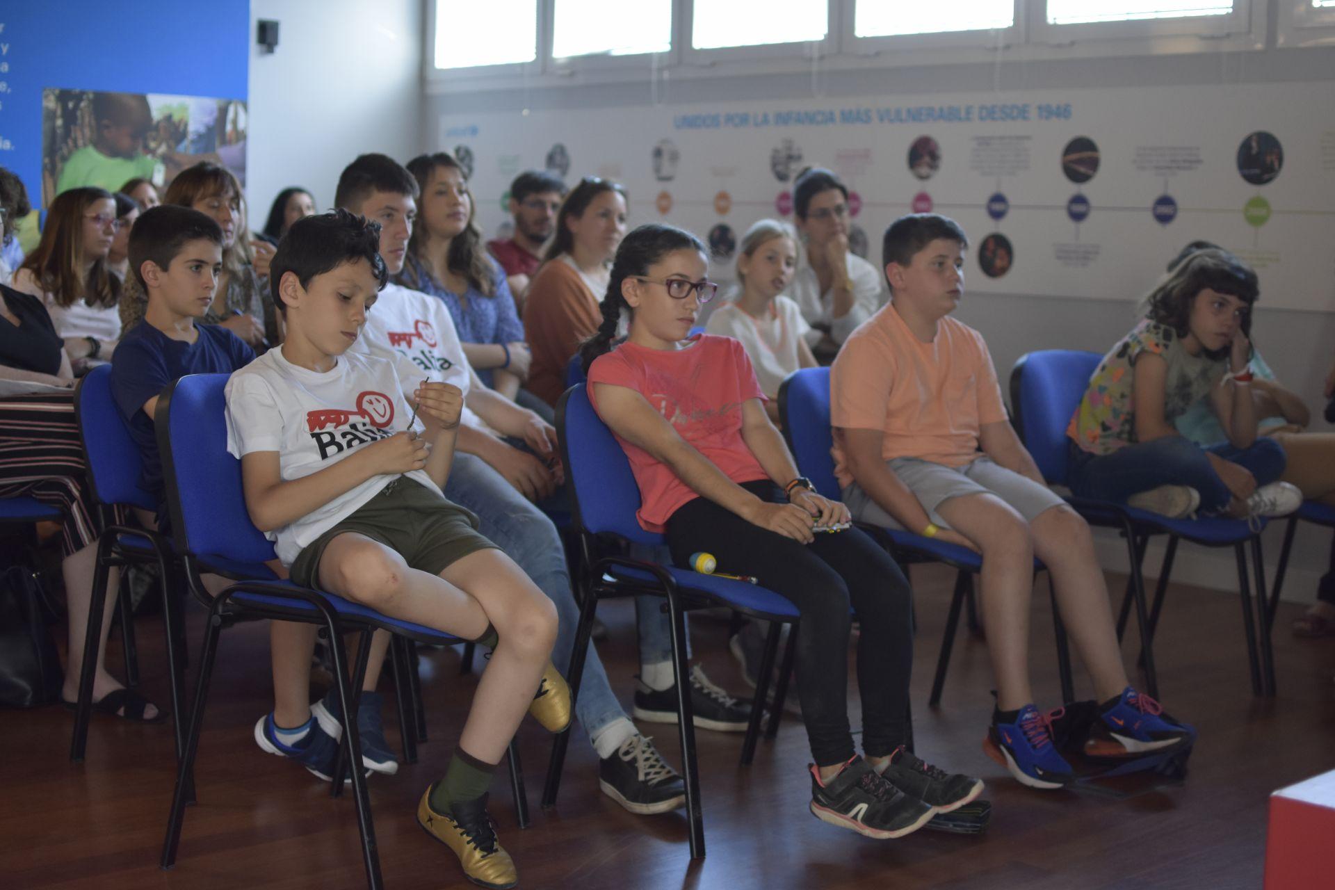 Niños, niñas y adolescentes como agentes de cambio de las ciudades
