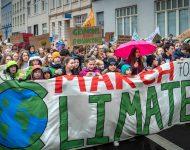 Cuidar el planeta: una exigencia de la juventud