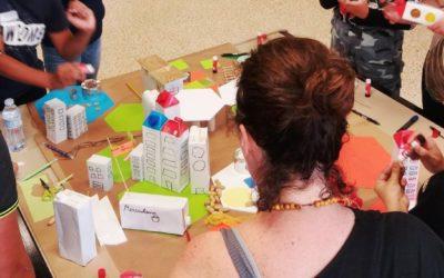 Diseñando la ciudad ideal: tres proyectos de planificación urbana de la mano de la infancia