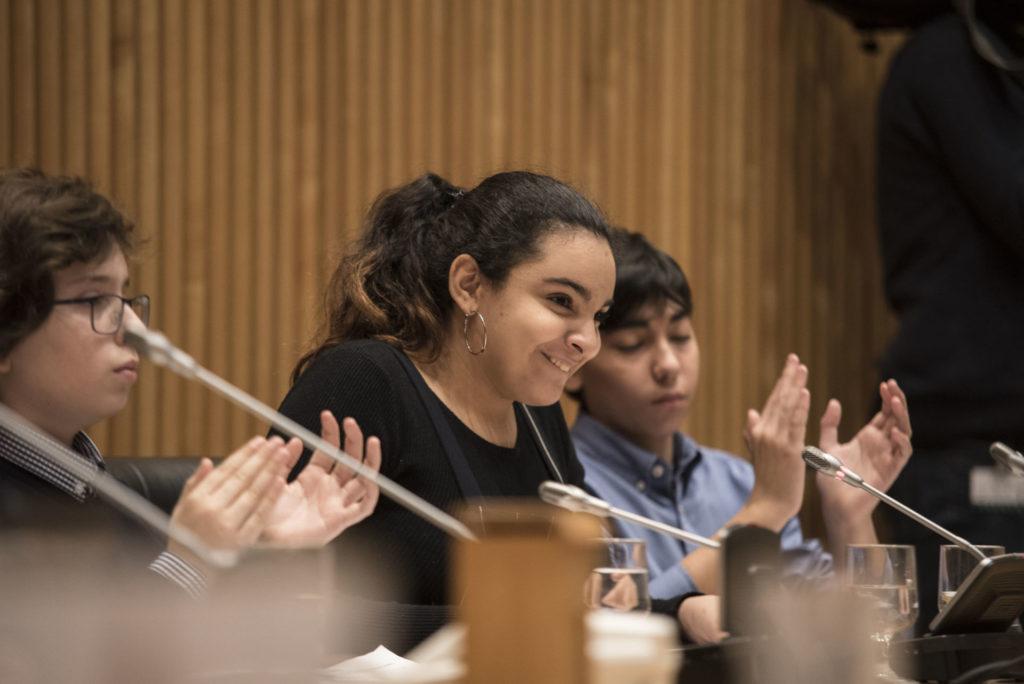 @Plataforma de Infancia-UNICEF Comité Español/2019/Alba Lajarin