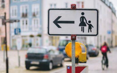 Accidentes de tráfico e infancia, un precio demasiado alto