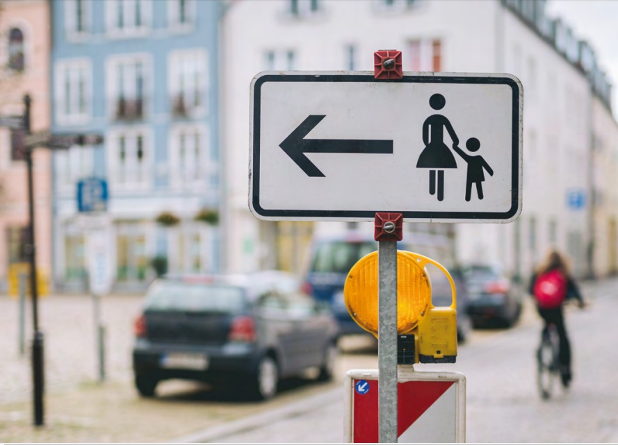 Fotografía del informe The Impact of Road Traffic Accidents with Child Victims