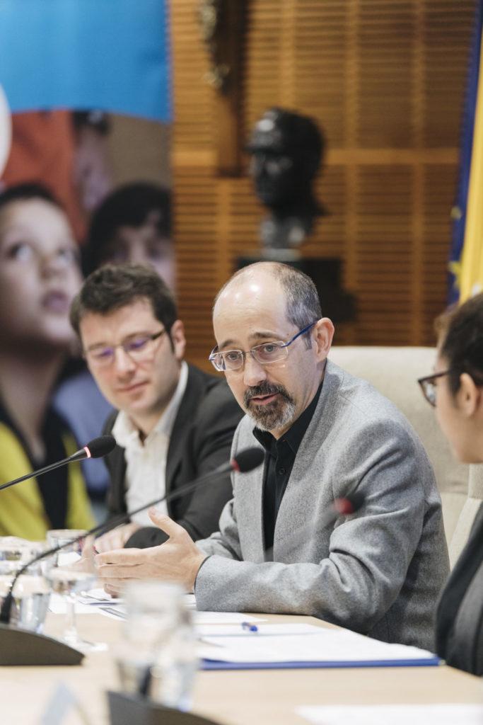 Ricardo Ibarra Roca y Gabriel González Bueno / @Plataforma de Infancia/2020