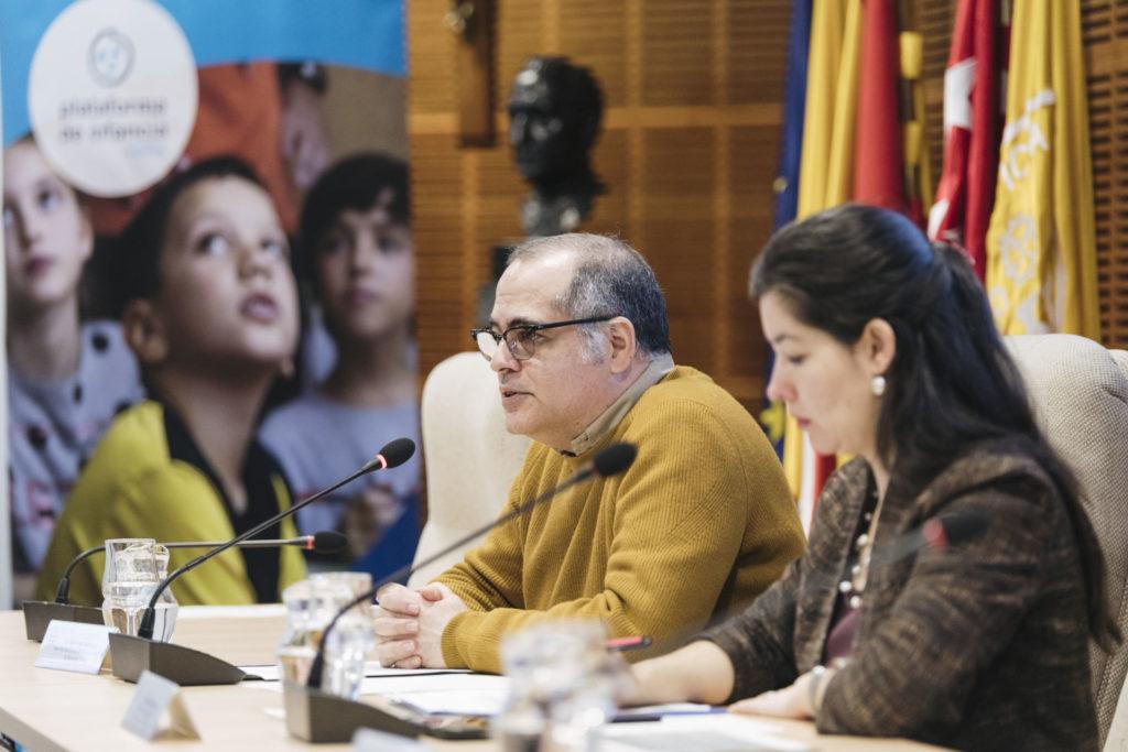 José Ángel Rodríguez / @Plataforma de Infancia/2020