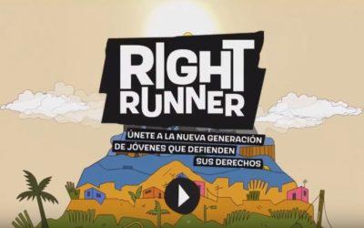 'Right Runner', un videojuego para empoderar a la infancia