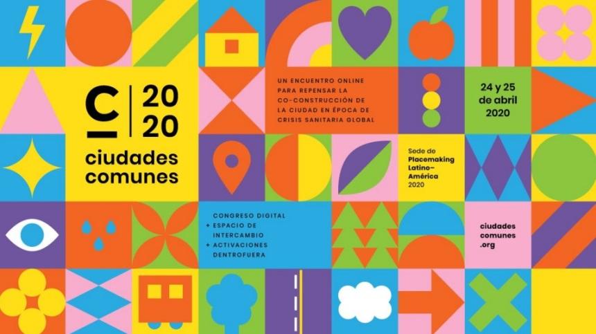 Ciudades Comunes, un encuentro 'online' para imaginar el futuro de nuestras ciudades
