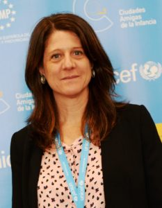Lucía Losoviz. UNICEF Comité Español/2019/Hugo Palotto