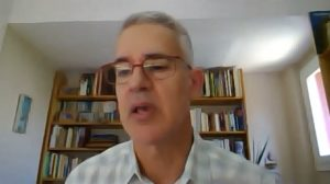 Carles Gil, jefe del departamento de Promoción e Infancia