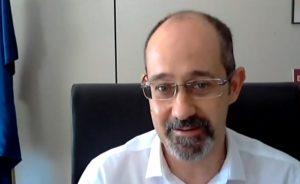 Gabriel González Bueno, Director General de Infancia y Adolescencia del Ministerio de Servicios Sociales y Agenda 2030