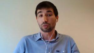 Isaac Palencia, director de Juventud de la Diputación General de Gipuzkoa