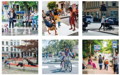 Diez acciones para devolver las calles a la infancia