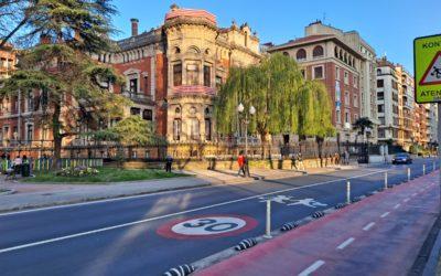 Bilbao, ganadora del Premio de Seguridad Vial Urbana de la UE