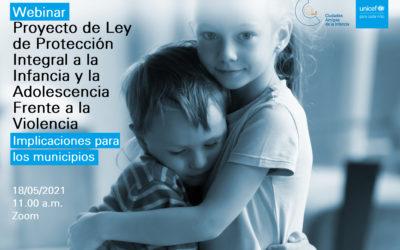 ¿Qué implicaciones tiene el proyecto de Ley de Protección a la Infancia para los municipios?