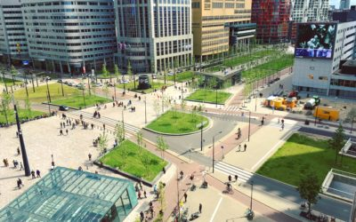 Las ciudades piden un nuevo pacto europeo para una recuperación justa y sostenible tras la pandemia