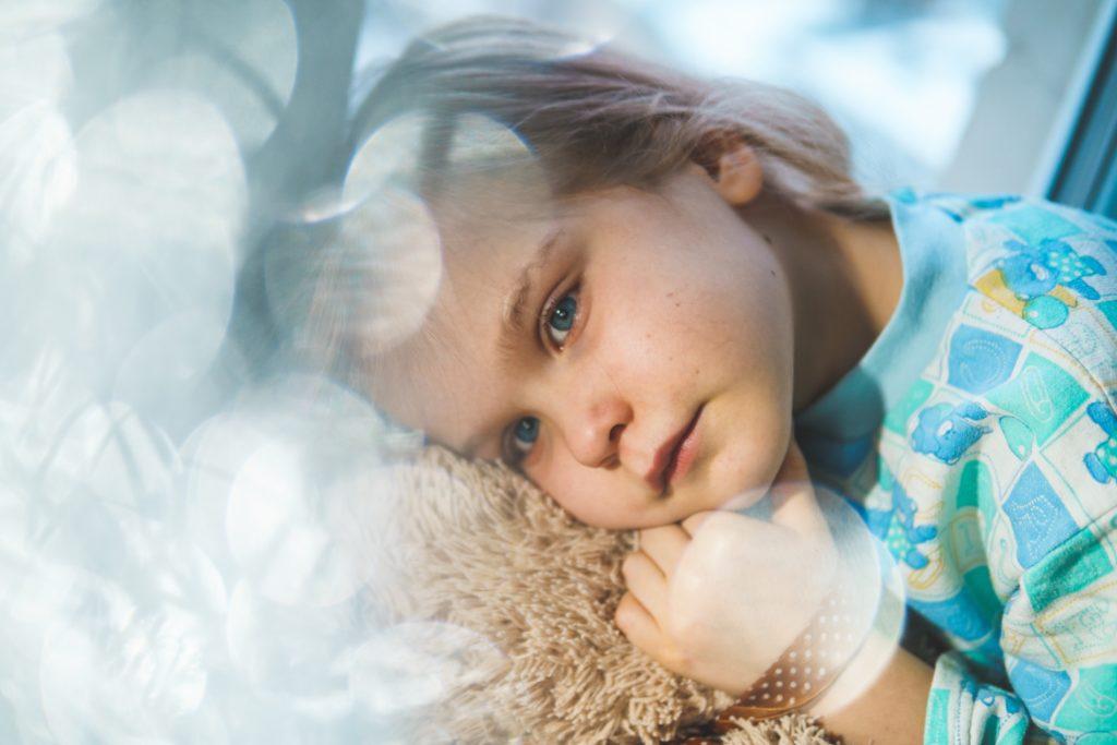 Salud mental infancia