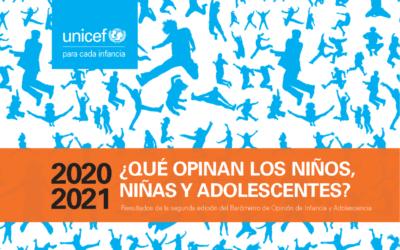 ¿Cómo ha afectado la pandemia a los niños, niñas y adolescentes? Lanzamos la 2ª edición del Barómetro de Infancia